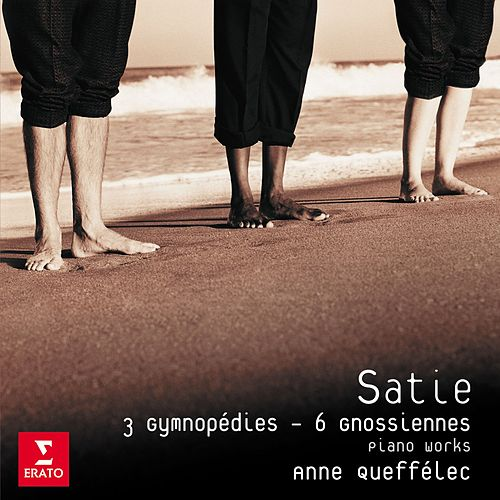 Satie: 3 Gymnopédies - 6 Gnossiennes by Anne Queffelec