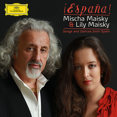 ¡España! - Songs and Dances from Spain by Mischa Maisky
