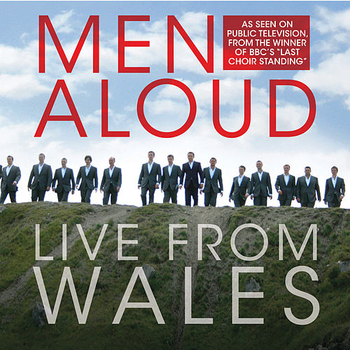 Live From Wales von Men Aloud