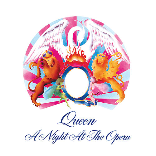 A Night At The Opera de Queen