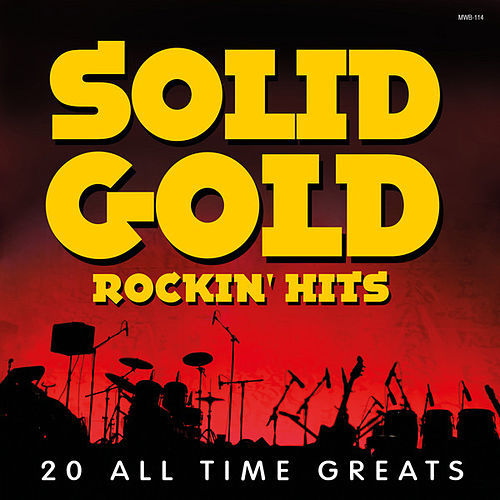 Solid Gold Rockin' Hits - 20 All Time Greats de Various Artists
