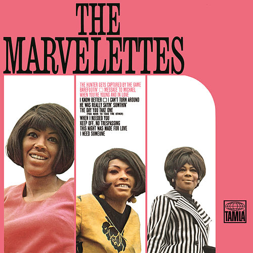 The Marvelettes von The Marvelettes