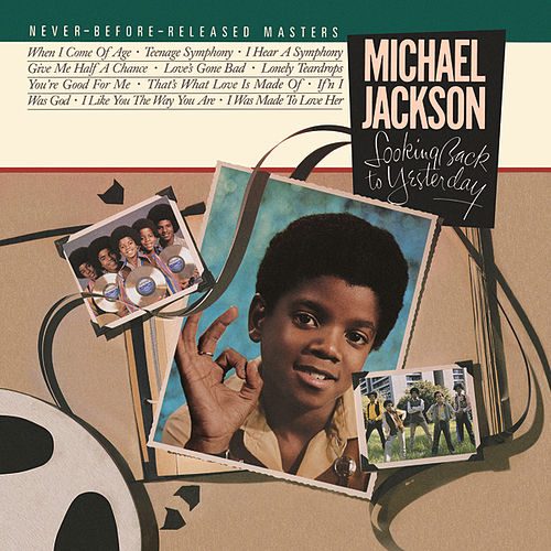 Looking Back To Yesterday de Michael Jackson