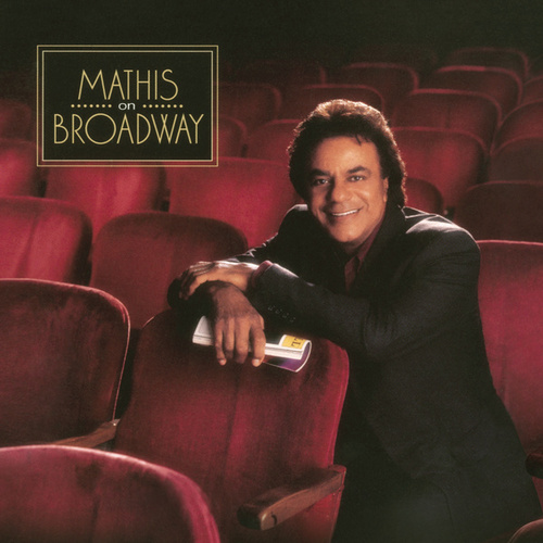 Mathis On Broadway by Johnny Mathis