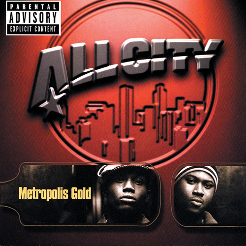 Metropolis Gold by All City