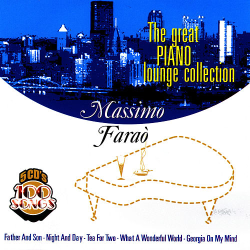 The Great Piano Lounge Collection, Vol. V by Massimo Farao