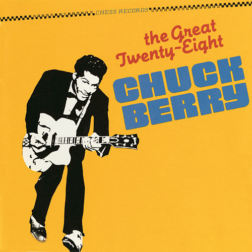 The Great Twenty-Eight by Chuck Berry