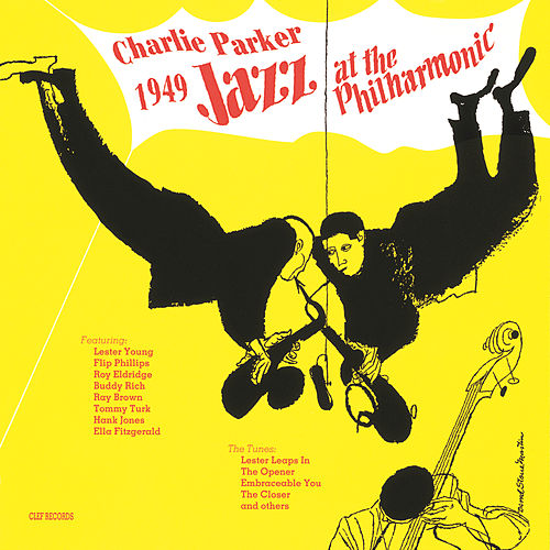 Jazz At The Philharmonic 1949 by Charlie Parker