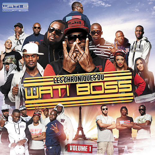 Les chroniques du Wati Boss de Various Artists