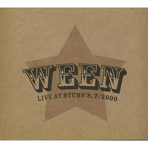 Live at Stubb's (Live) by Ween