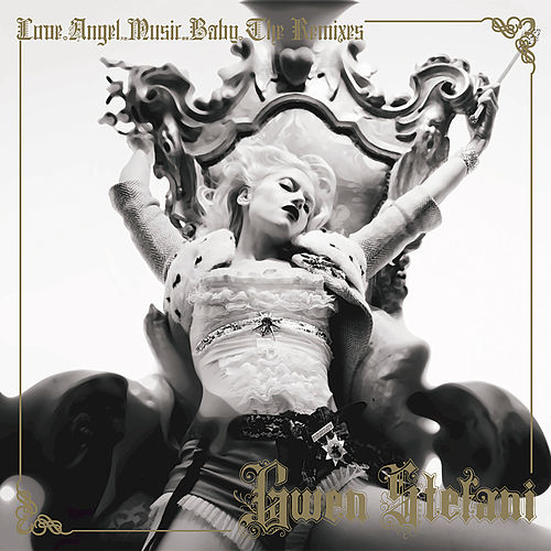Love Angel Music Baby Deluxe by Gwen Stefani