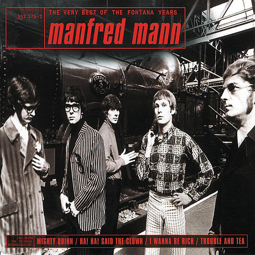 The Very Best Of The Fontana Years by Manfred Mann