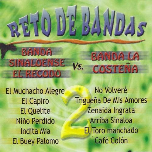 Reto de Bandas, Vol. 2 de Banda El Recodo