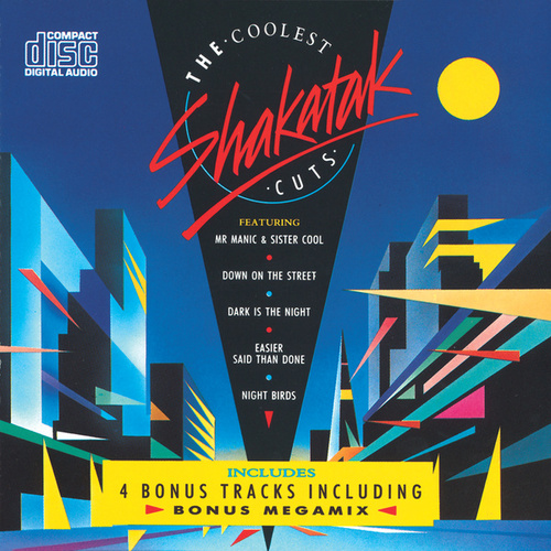 The Coolest Cuts von Shakatak