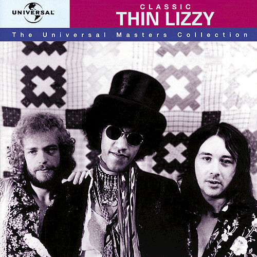 Universal Masters by Thin Lizzy