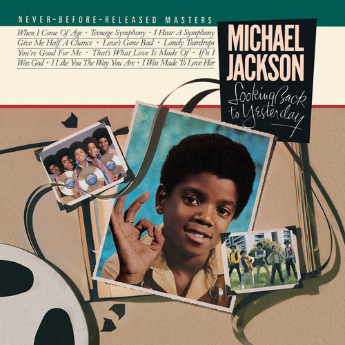 Looking Back To Yesterday von Michael Jackson