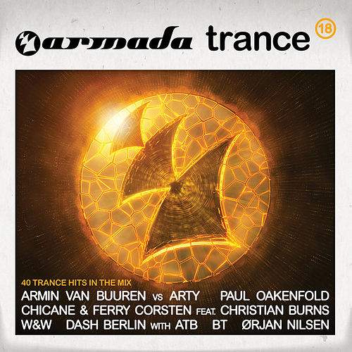 Armada Trance, Vol. 18 (40 Trance Hits In The Mix) de Various Artists
