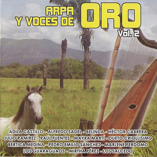 Arpa y Voces de Oro, Vol. 2 de Various Artists