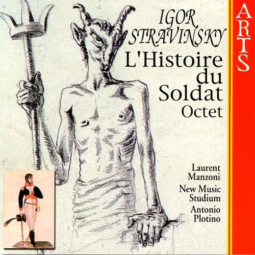 Igor Stravinsky: L'Histoire Du Soldat / Octet by Antonio Plotino & Laurent Manzoni New Music Studium