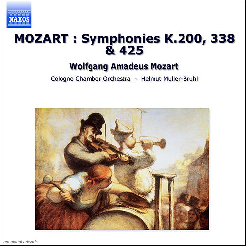 Mozart: Symphonies Nos. 28, 34 and 36, 'Linz' by Cologne Chamber Orchestra