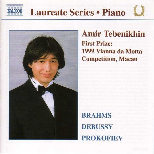 Piano Recital: Amir Tebenikhin by Amir Tebenikhin