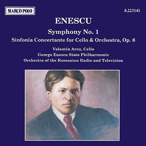 ENESCU: Symphony No. 1 / Sinfonia Concertante de Various Artists