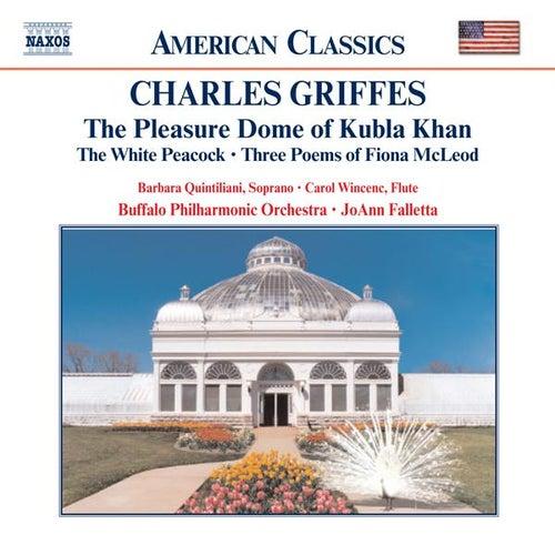 GRIFFES: Pleasure Dome of Kubla Khan / The White Peacock de Various Artists