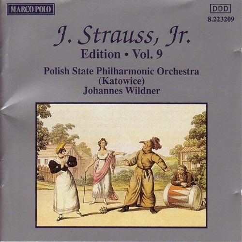 STRAUSS II, J.: Edition - Vol.  9 de Polish State Philharmonic Orchestra
