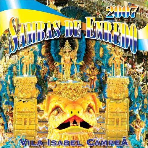 Sambas De Enredo Das Escolas de Samba - Carnaval 2007 de Various Artists