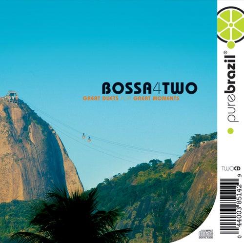 Pure Brazil II - Bossa 4 Two (CD 2) de Various Artists