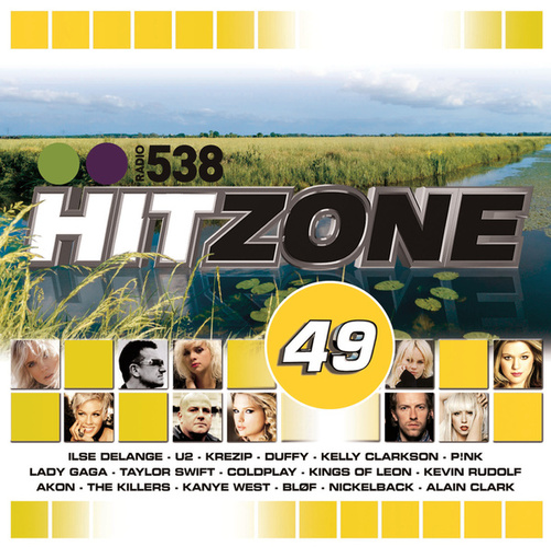 Hitzone 49 van Various Artists