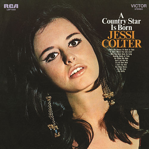 A Country Star Is Born de Jessi Colter