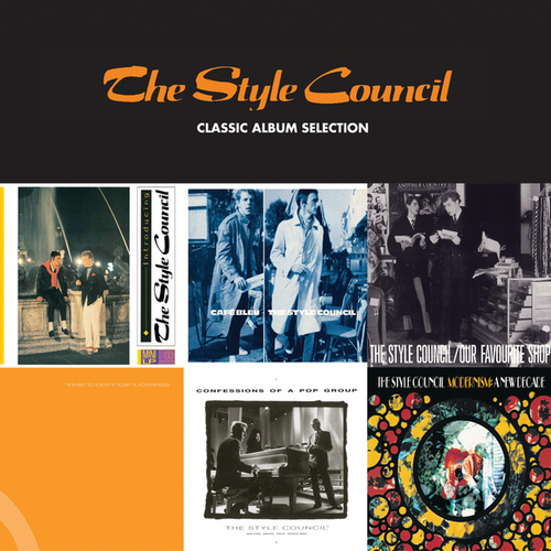 Classic Album Selection de The Style Council