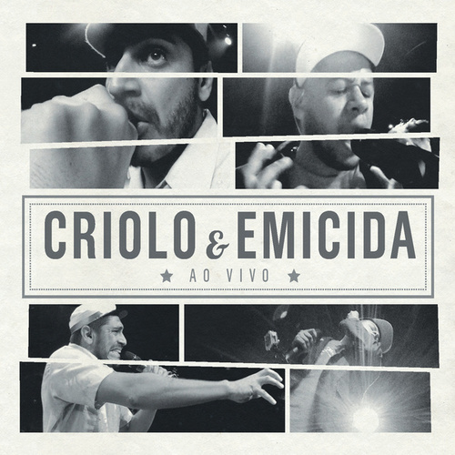 Criolo E Emicida Ao Vivo von Various Artists