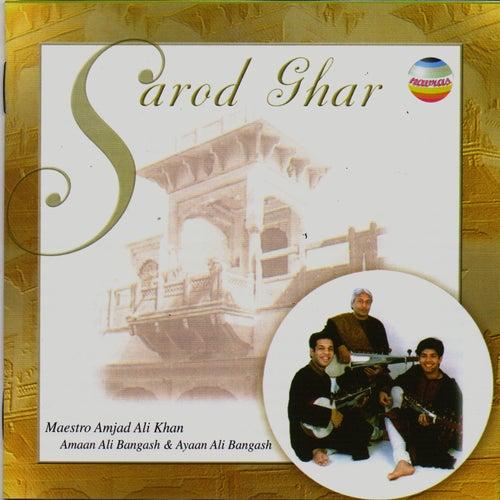 Sarod Ghar de Amjad Ali Khan
