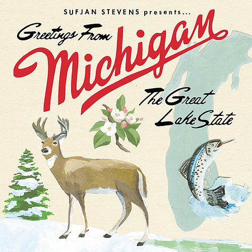 Michigan de Sufjan Stevens