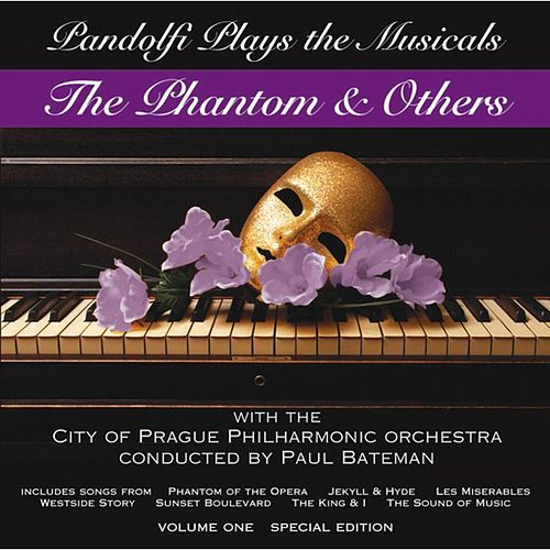 The Phantom & Others, Vol. One (Special Edition) di Emile Pandolfi