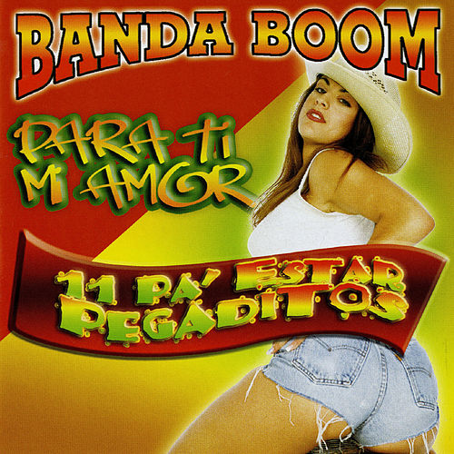 Para Ti Mi Amor: 11 Pa' Estar Pegaditos von Banda Boom
