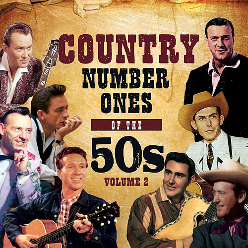 Country No. 1s of The '50s, Vol. 2 by Various Artists