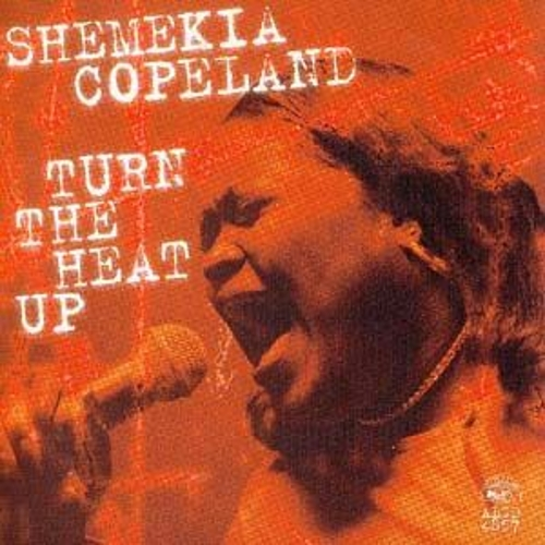 Turn The Heat Up! von Shemekia Copeland