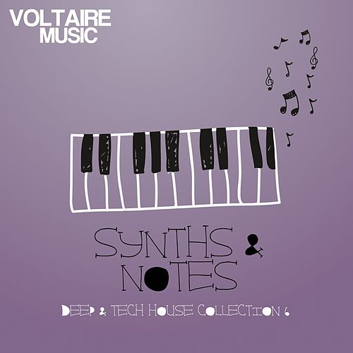 Synths and Notes, Vol. 6 de Various Artists