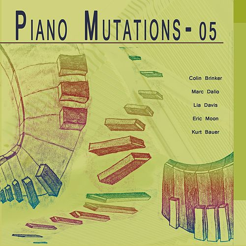 Piano Mutations 05 de Various Artists