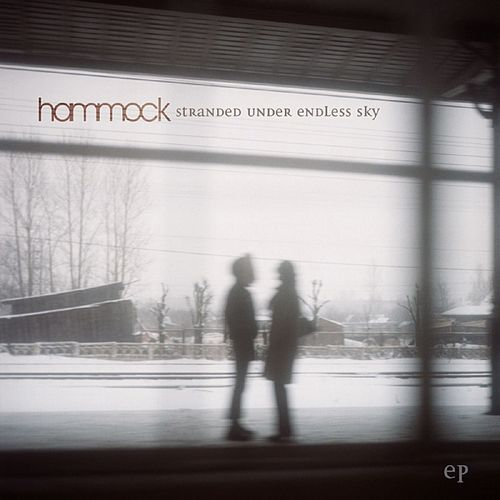 Stranded Under Endless Sky by Hammock