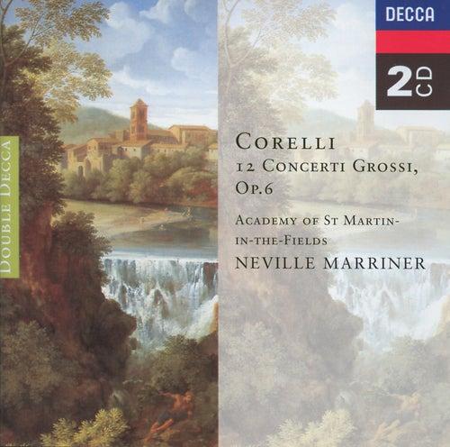 Corelli: Concerti Grossi, Op.6 by Arcangelo Corelli