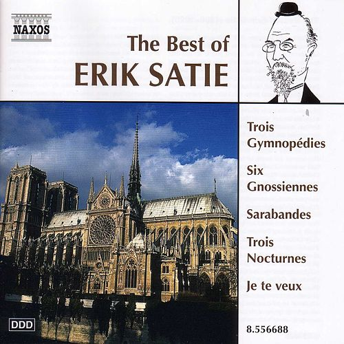 The Best of Erik Satie de Erik Satie