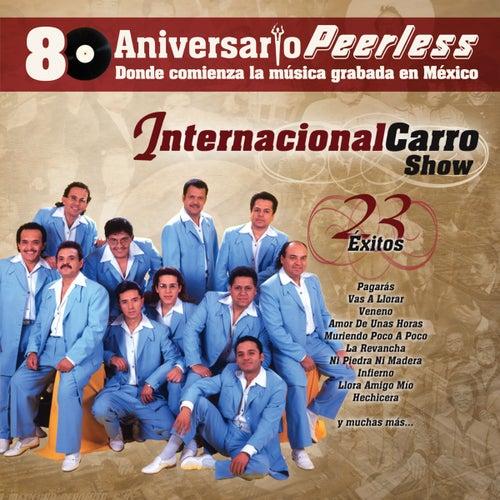 Peerless 80 Aniversario - 23 Exitos de Internacional Carro Show