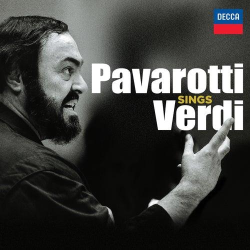 Pavarotti Sings Verdi de Luciano Pavarotti