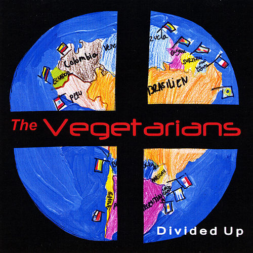 Divided Up de The Vegetarians