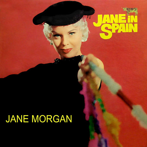 Jane in Spain by Jane Morgan
