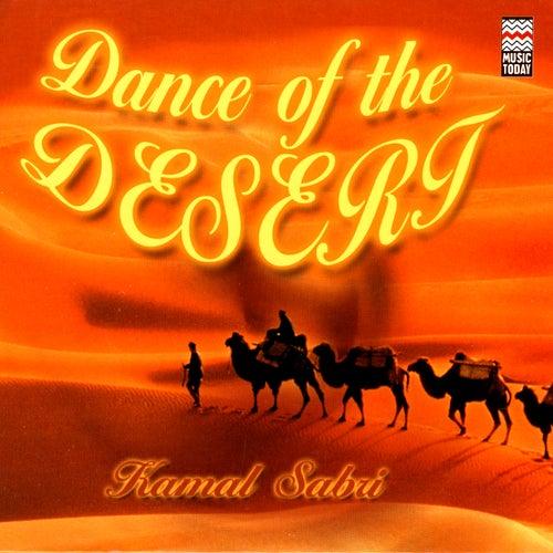 Dance Of The Desert by Kamal Sabri